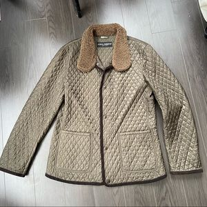 Dolce & Gabbana quilted spring jacket